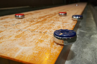 SOLO® Shuffleboard Movers Wilson, North Carolina.